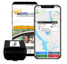 New MOTOsafety OBD GPS Tracker Device with 3G GPS Service Locator Real-Time Teen