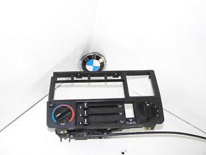 Bmw E30 Lüftung Gebläse Heizung Regelung Steuerung 1385884 Limo Cabrio Coupe