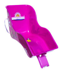 Childrens DOLLY BABY SEAT STEPHANIE LAZY TOWN for Bike Bicycle in PINK Brand NEW