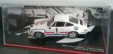 1/43 PORSCHE 911S ALBERTO RUIZ GIMENEZ RALLY RALLYE VIRAJES 1970 ALTAYA