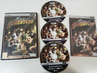 Kings Of Adventure Hollywood Monsters 1+2 - 7 X Set PC 3 X Dvd-Rom - Am