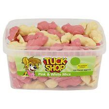 Chocolate Rosa y Blanco ratones dulces caja Fiesta Favores trata descuento Dulces Choco