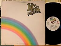KC and the Sunshine Band Part 3 LP TK 605 Shake Your Booty, I'm Your Boggie Man