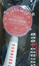 NEW JAEJOONG JPN Live Tour SECRET ROAD Official Goods Stick Light Pen Light F/S