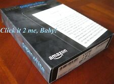 NO TAX SEALED! LATEST MODEL! Amazon Kindle PAPERWHITE 300 PPI 4GB 1Yr Wrty Wi-Fi