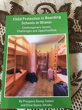 Livre-La protection des enfants dans les internats au Ghana: Contemporary Issues