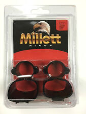 "Millett  1"" See Thru Scope Mount SE00701 Remington 700 721 722 725 Rings"
