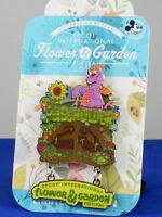 Disney 2018 Epcot Flower Garden Festival Passholder Figment Topiary LE 3000 Pin