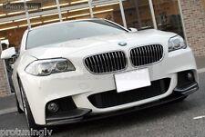 BMW F10 F11 M PERFORMANCE CARBON AERODYNAMIC AERO SPOILER LIP for BUMPER Sport