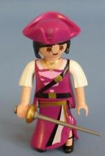 Playmobil  Female Pirate / Musketeer & Sword - Figure - Island / Ship / Boat NEW