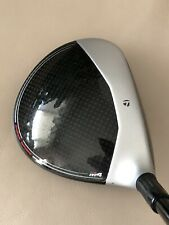 Left Handed TaylorMade M4 15* 3 Fairway Wood Stiff Graphite Shaft