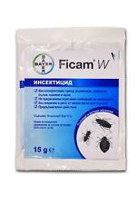 Ficam W 15g insecticide for Ants Wasps Bed bugs Fleas Flies Mosquitoes
