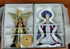 FANTASY GODDESS of the ARTIC and Americas Barbie Doll-Bob Mackie, designer 2001