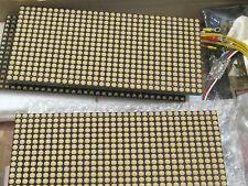 LED Dot Matrix Display  Module GEB-2294V-O SLX-5024 1pcs