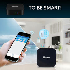 5V Sonoff RF Bridge 433mhz Wifi Remote Smart Switch  Timer Smart Home USB Black