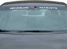 New England Patriots NFL Pro Mark Windshield Decal Universal Size