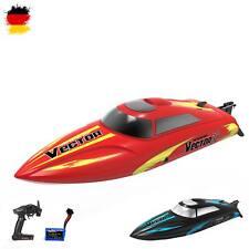 RC ferngesteuertes Rennboot mit ca. 30km/h, Yacht, Boot,Schiff, Speedboot Modell