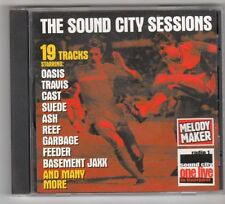 (GX315) The Sound City Sessions, 19 tracks various artists- 1999 Melody Maker CD