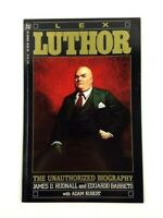 Vintage 1989 DC Comic Book Lex Luthor The Unauthorized Biography Graphic Novel