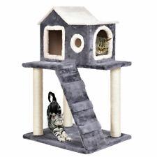 "36"" Cat Tree Kitten Activity Tower Furniture Room Condo Scratching Posts Ladder"