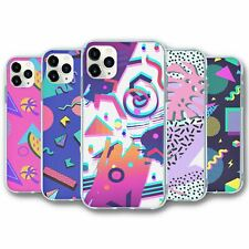 For iPhone 11 PRO Silicone Case Cover Retro Collection 4