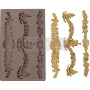 Prima Marketing Mould Mold GLORIOUS GARLAND Food Safe Clay Candy Chocolate Resin