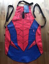 New Diseny Store Boys Marvel Spider-Man Apron One Size