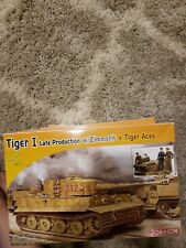 Tiger I Late Production Dragon 1:72 Armor Pro