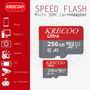 256GB Real Capacity 325MB/S Micro Memory SD Card C10 TF🌟Fast Ship 🌟Speed Flash