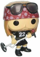 Funko Pop! Big Head Toy Action Figure Rockstar Guns N' Roses Axl Rose Bandana