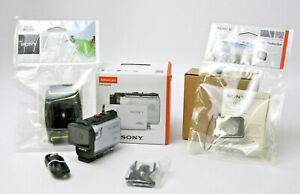 Sony FDR-X3000 Action Cam Camcorder Camera Genuine New w/ Extras
