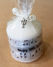 Personalised Musical Birthday Candle, add a name