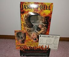Friday the 13th Jason Goes To Hell Ultra Rare Promo Store Standee Jason Vorhees