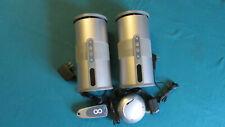 Indoor/Outdoor TWO WIRELESS Speakers 900 MHz TRANSMITTER REMOTE