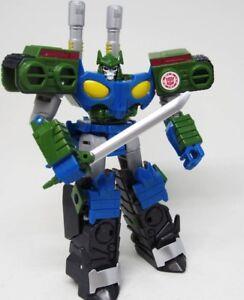 Transformers Robots In Disguise BLASTWAVE complete Rid Warrior Figure