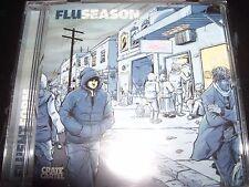 Fluent Form (Crate Cartel) Flu Season Aussie Hip Hop CD - New (Not Sealed)