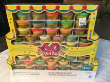 Play-Doh 60 Years Celebration Pack Sixty 1 OZ Cans!