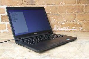 """Dell Latitude E5450 14.0"""" Laptop i5 5th Gen 500 GB 4 GB Win 10 Grade C 491392"""