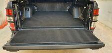 Ford Ranger T6 T7 Tappeto Cassone e Sponda Resistente Acqua Waterproof 2012-2019