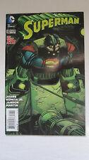 Superman #37 - 1:100 John Romita Jr. & Klaus Janson Variant - 9.2/NM-