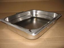 Rieber GN Behälter 1x GN 1/2 65 tief  Gastronormbehälter mit Fallgriffen TOP