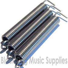 Tremolo springs set of three weak, medium or high tensing or stainless steel