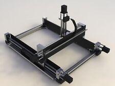 Bauplan CNC Fräsmaschine 3D Drucker CNC Portalfräsmaschine CNC Fräse Original