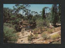 e2793)   WESTERN AUSTRALIA POSTCARD OF THE JOHN FORREST NATIONAL PARK