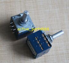 Original New ALPS RK27 27 Type Dual 10K Potentiometer Japan 10KAx2