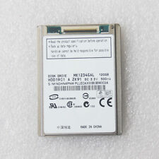 1.8'' 120GB DISQUE DUR PATA ZIF CE MK1234GAL 5MM For IPOD Replace MK1634GAL