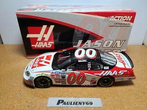 2004 Jason Leffler #00 Haas Automation Chevrolet 1:24 NASCAR Action Club Car MIB