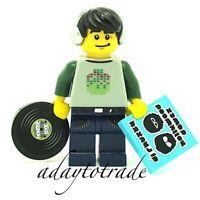 LEGO Collectable Mini Figure Series 8 DJ - 8833-12 COL124 R611