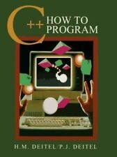 C++: How to Program by Harvey M. Deitel (Paperback)