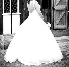 Princess style Ronald Joyce Beautiful Wedding Dress